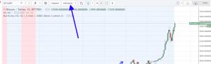 Blue sky - Indicador para Tradingview