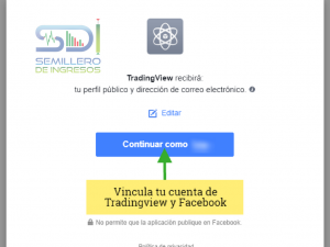 Tradingview facebook