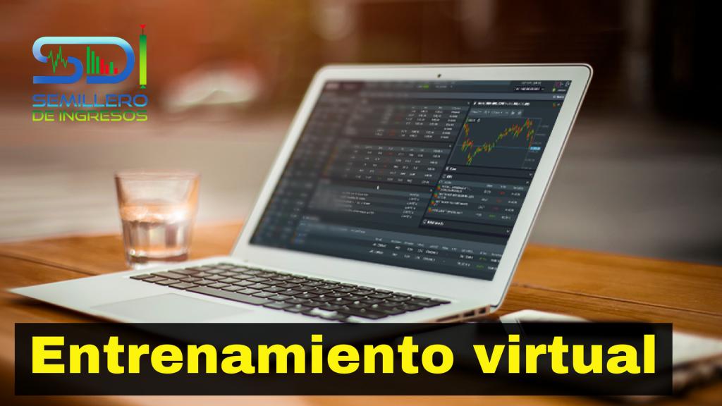 virtual bitcoin trader