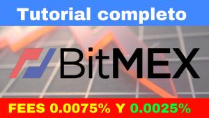 Bitmex tutorial completo