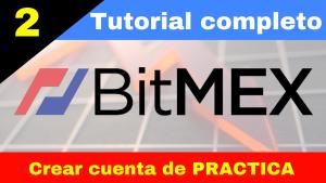 Como crear cuenta en BitMEX