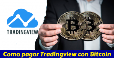 Tradingview págalo con Bitcoin