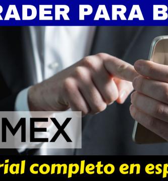 Trading en Bitmex a traves de tabtrader
