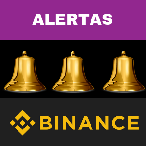 Binance alerts para trading en criptomonedas