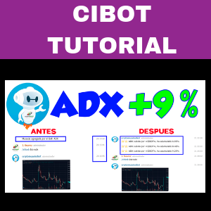 Bot trading crypto - Cibot tutorial completo