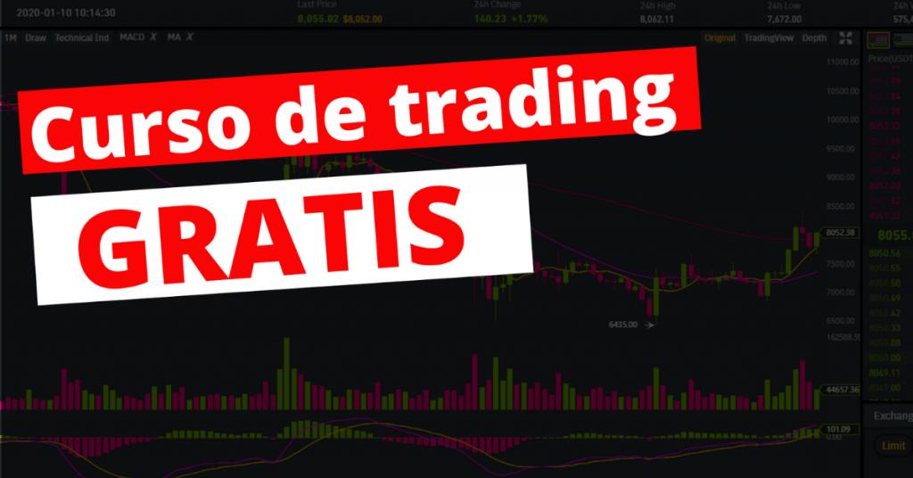 curso de trading en criptomonedas
